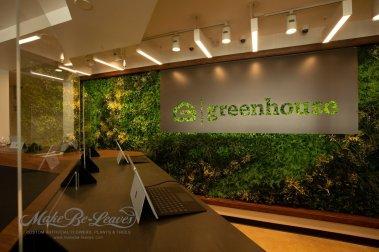artificial green wall