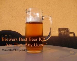 Brewers Best Beer Kit
