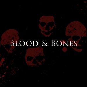 JOHNNY DEATHSHADOW - Blood & Bones, EP out Friday, 13 September!