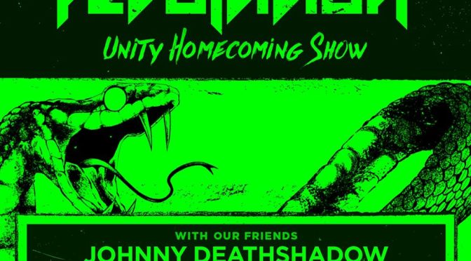 Start A Revolution Unity Homecoming Show