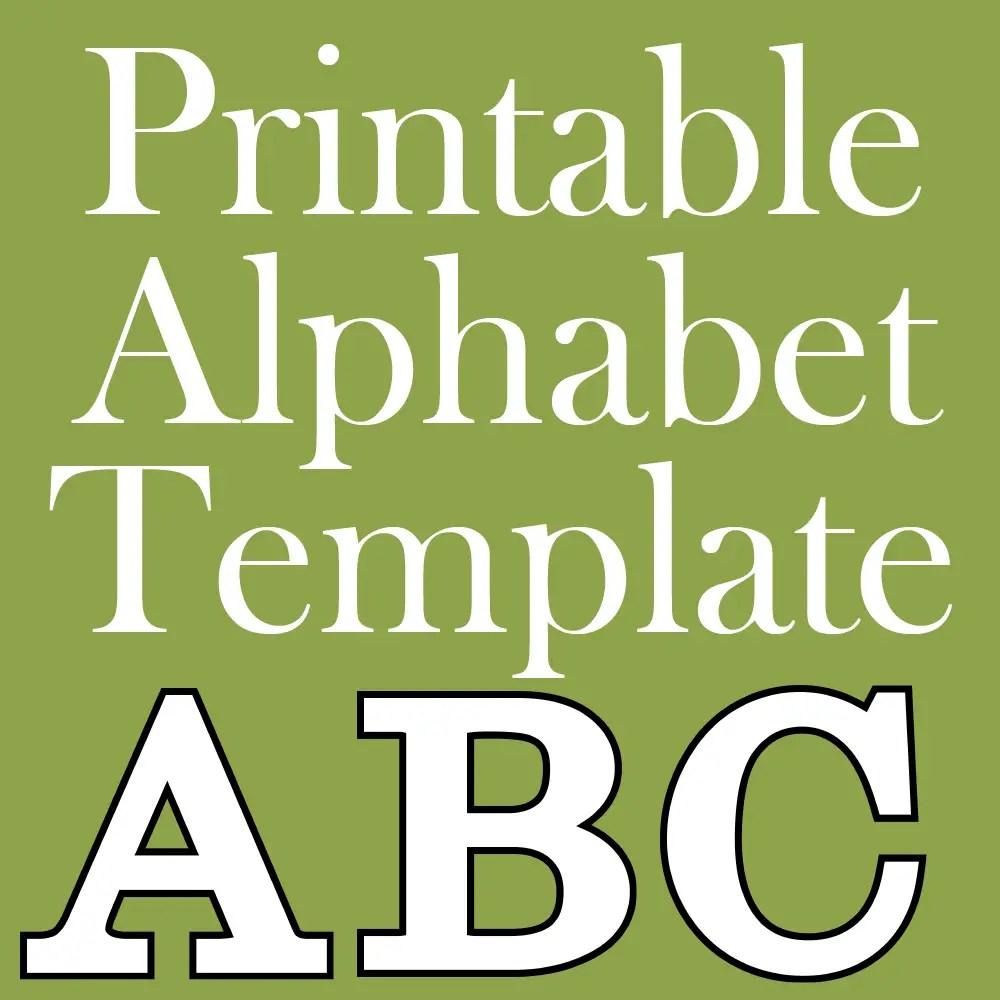printable letters - Parfu kaptanband co