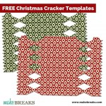 Christmas Crackers #1 Free Printable