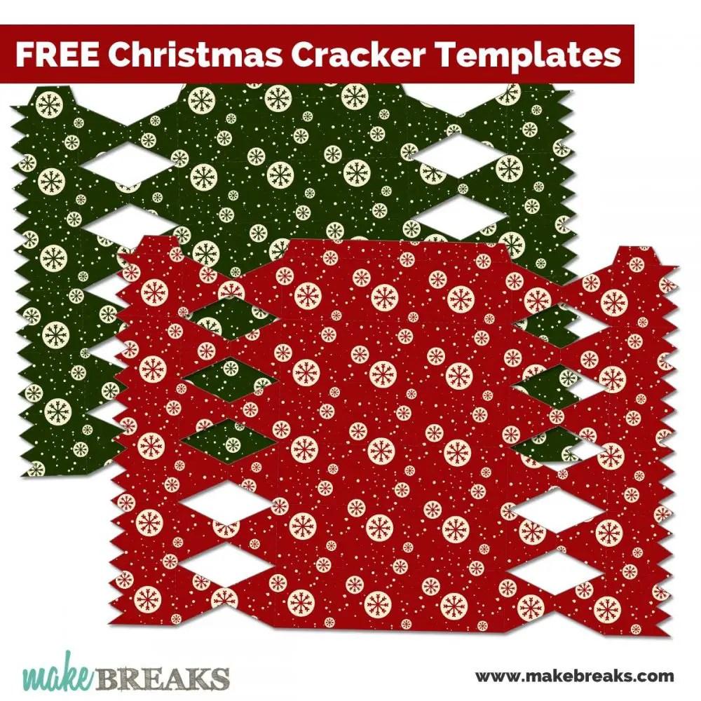 Christmas Crackers #3 Free Printable