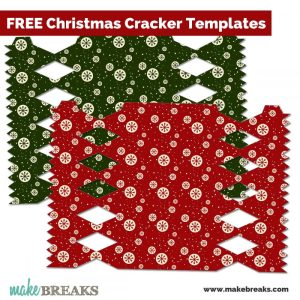 Christmas Crackers #3 Free Printable