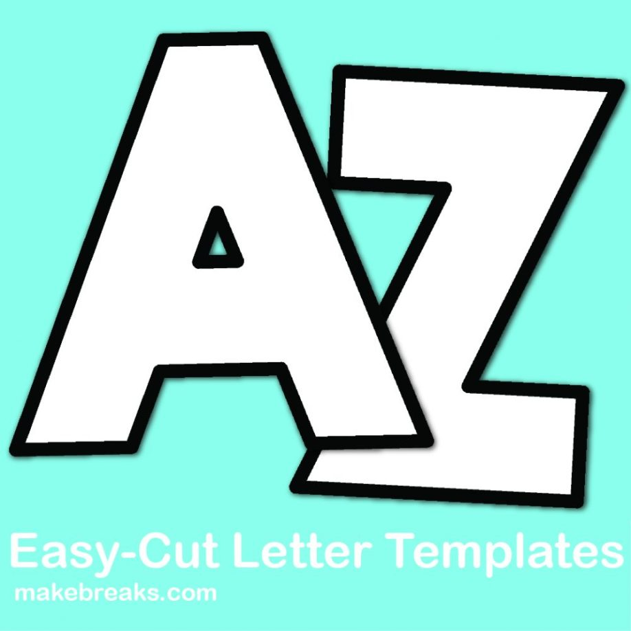 This is an image of Sassy Letter a Print Out