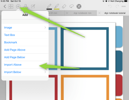 How to Set Up Your Free Digital Notebook in Goodnotes - Make