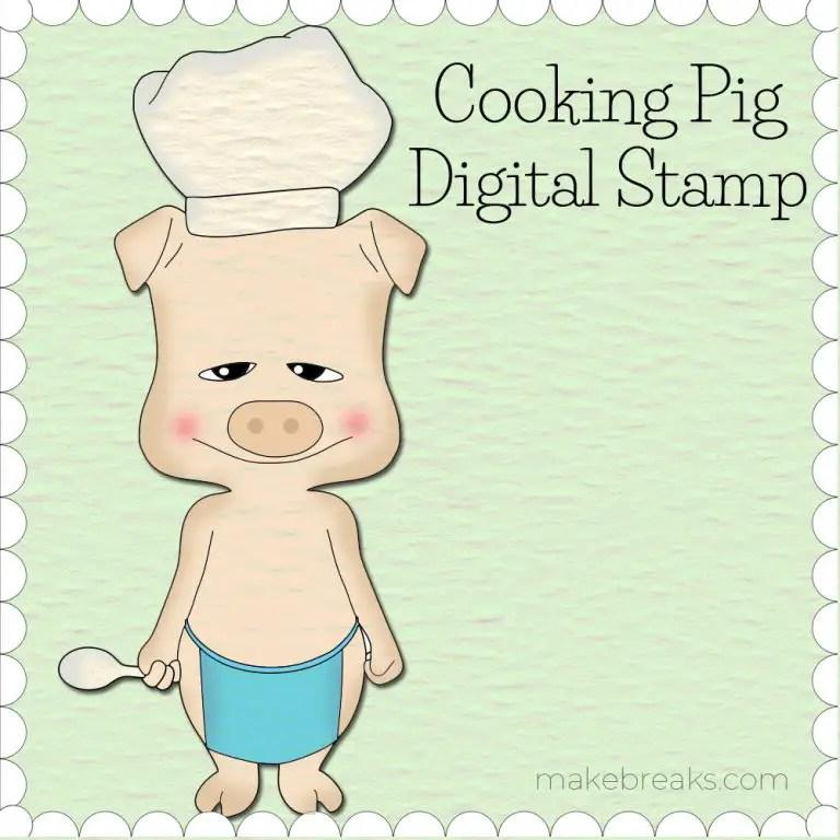 cooking pig digi pv makebreaksPIN