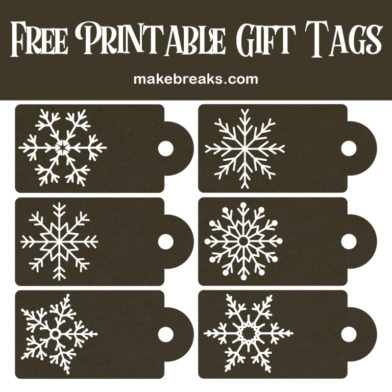brown gift tags PV