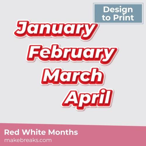 red-white-months-sq-print