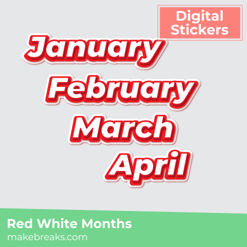 red-white-months-sq-stickers