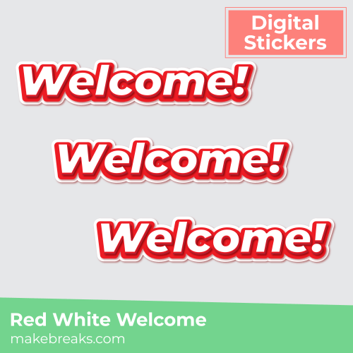 red-white-welcome-sq-stickers