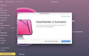 CleanMyMac X  4.8.6 Crack + Serial Key Free Download 2021