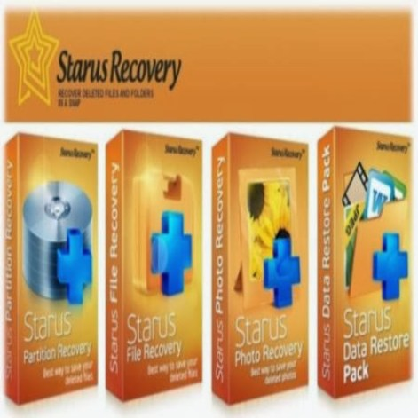 Starus Data Restore Pack Crack 3.5 With Serial Key Download 2021