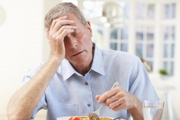 What to Do When People with Dementia Cannot Eat