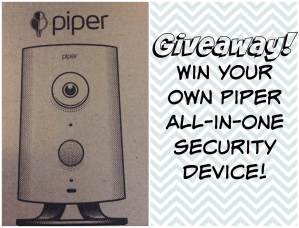 Piper Giveaway