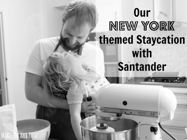 #santanderstaycation