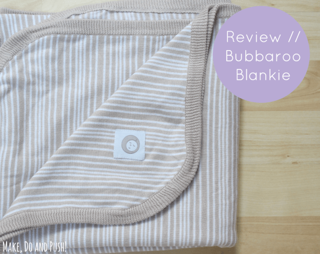 bubbaroo blankie review