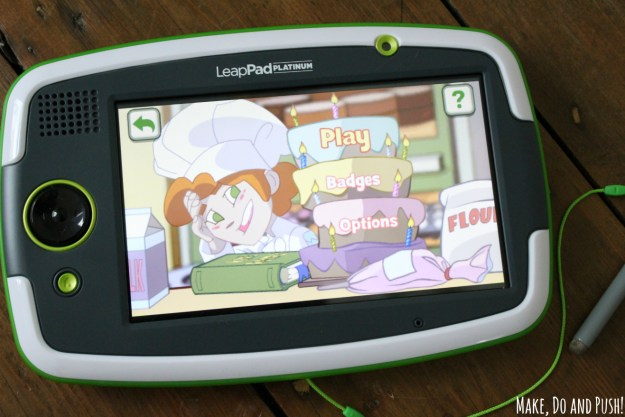 Review // LeapPad Platinum Tablet