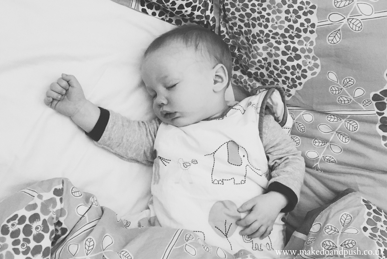 Motherhood // 9 signs your velcro-baby has powered up to a super-glue baby