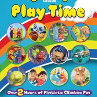 Giveaway // Win a copy of CBeebies Playtime on DVD