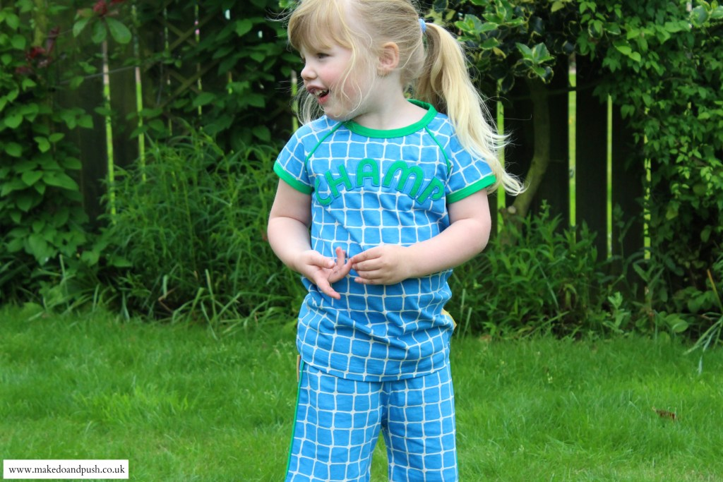 boys&girls netty outfit review