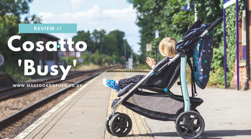 Cosatto Busy Spectroluxe Pushchair
