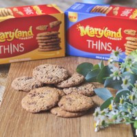 Review + Giveaway // New Maryland Cookies Thins