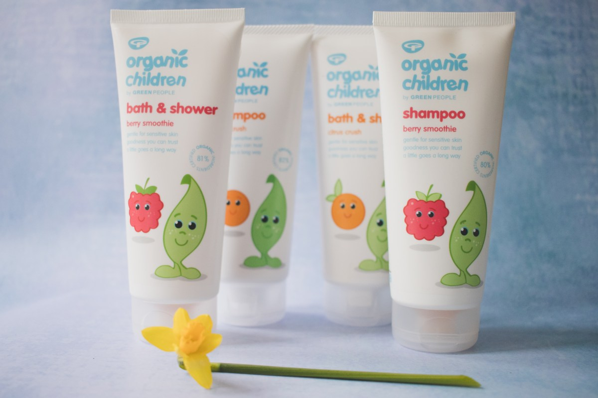 Giveaway // Green People Organic Babies & Organic Children Hamper