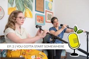 be createfull podcast