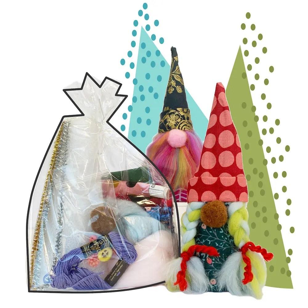 kit to make gnomes at home