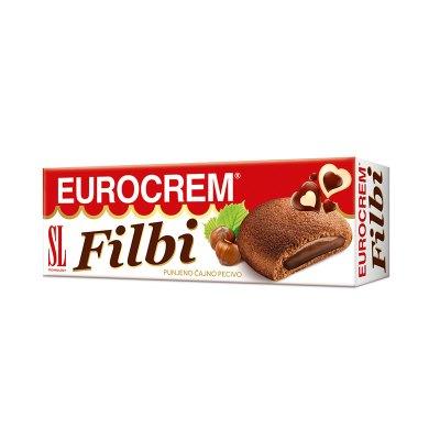 KEKSI EUROCREM FILBI 125 g