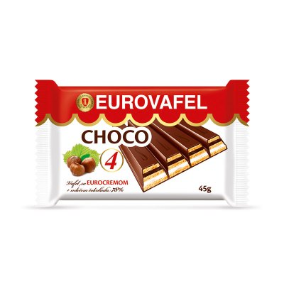 EUROVAFEL CHOCO 4 45 g