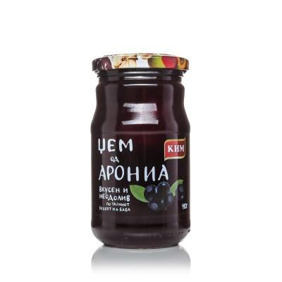 DŽEM ARONIJA KIM 420 g