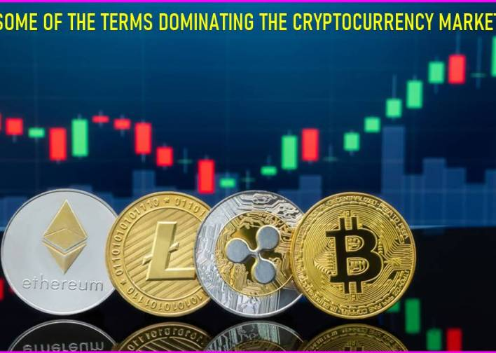 SOME OF THE TERMS DOMINATING THE CRYPTOCURRENCY MARKET
