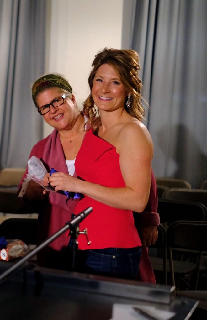 Karen and Helen J. Long