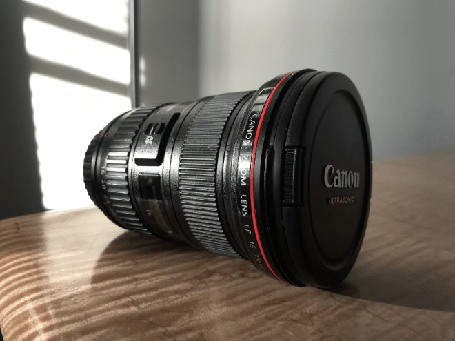 Canon 16-35mm f/2.8L II USM for sale