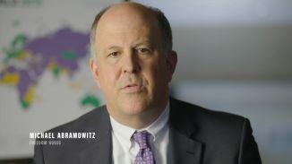 Michael Abramowitz - DISMANTLING DEMOCRACY   MAKE films original documentary
