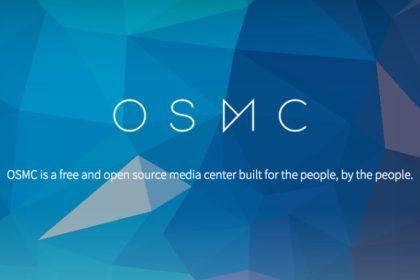 OSMC мултимедиен център с Raspberry pi.