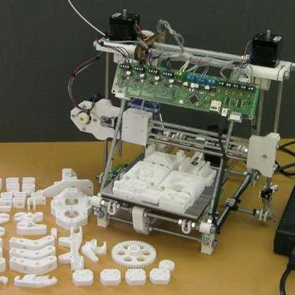 3D принтерите RepRap промениха играта за нормалните потребители.