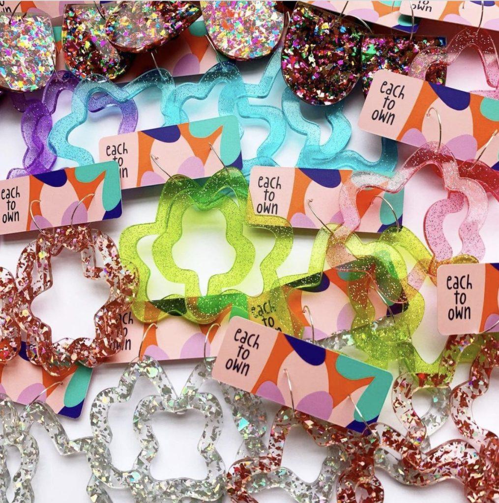Each To Own Earrings by Kirsten Devitt