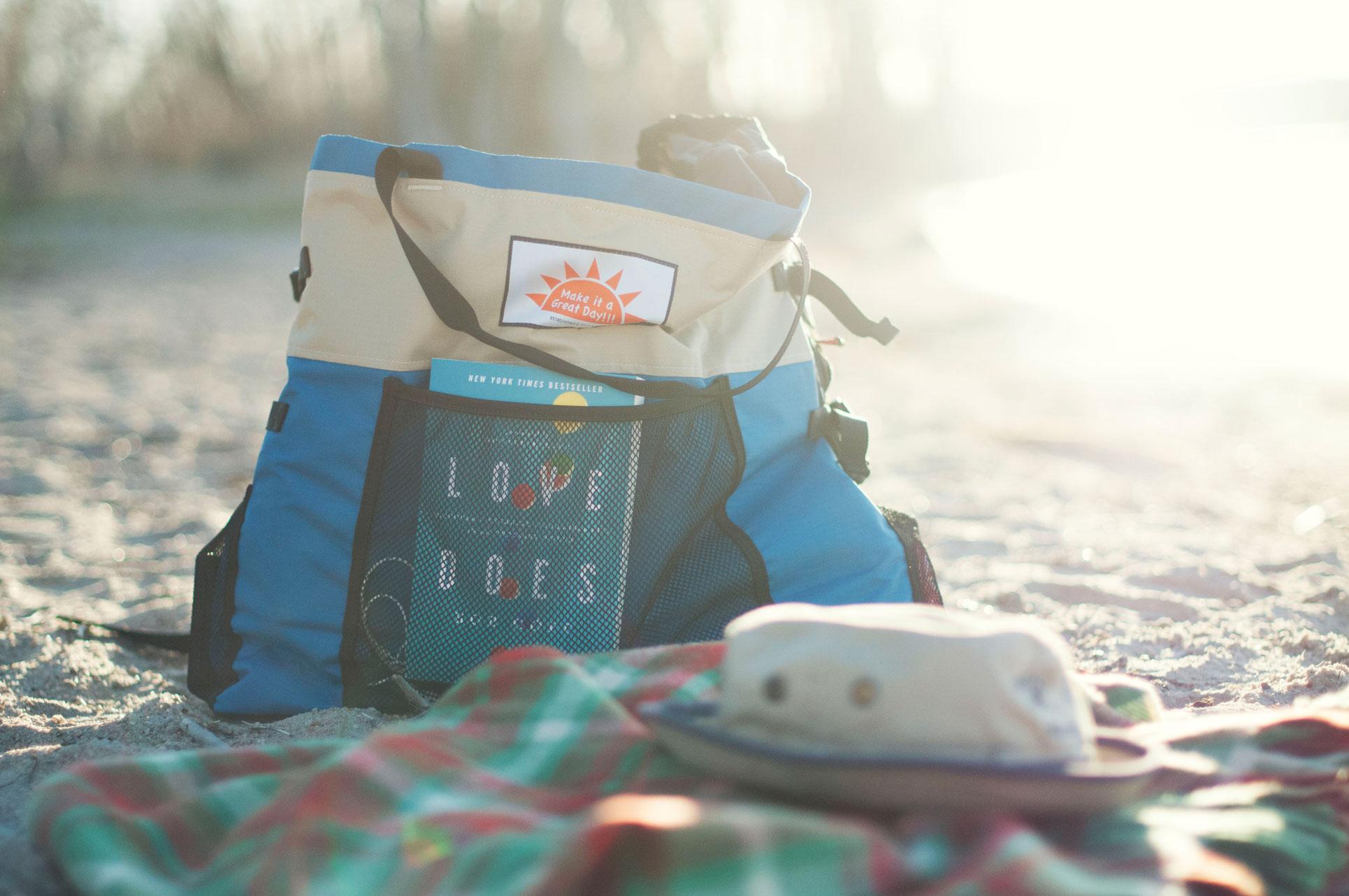 The Original Backpack Beach Bag  Make Great Days Backpacks