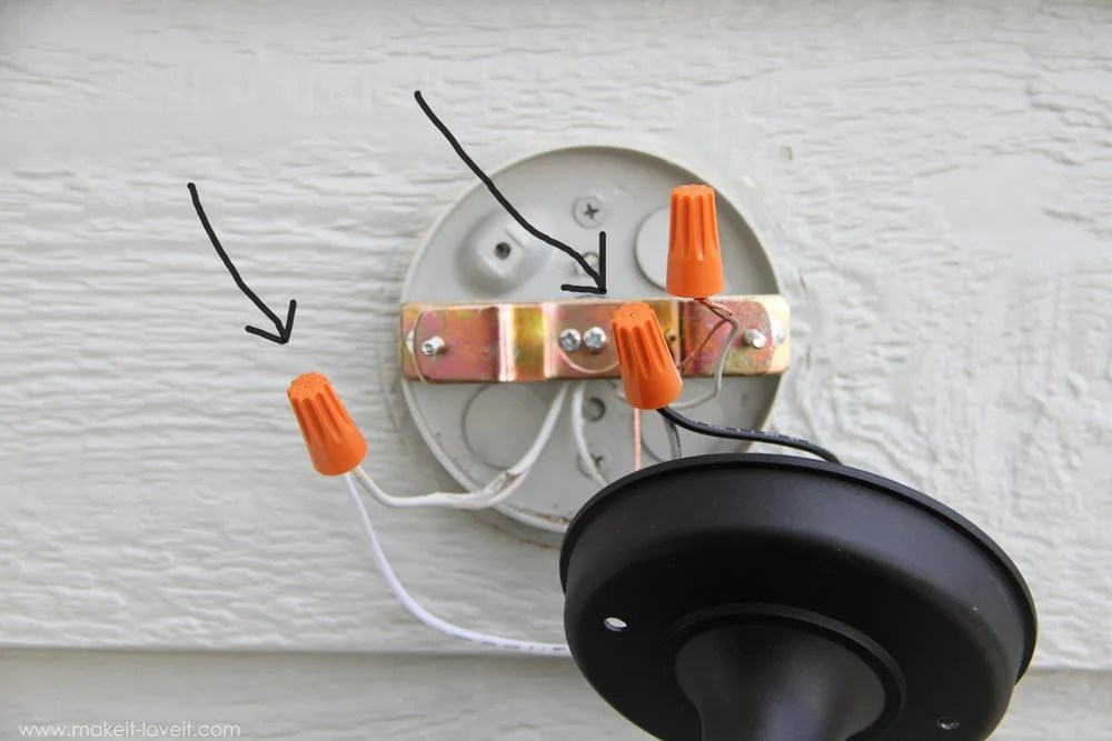 Wiring A Light Fixture