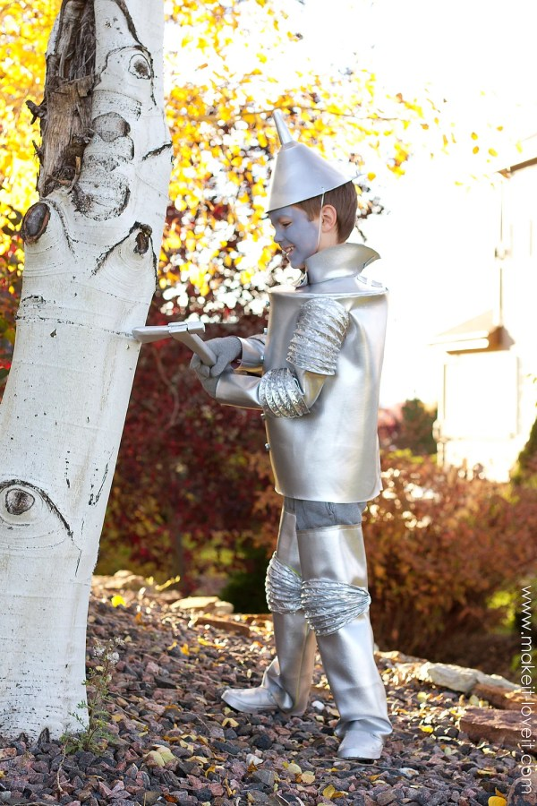 "Tin Man . ""wizard Of Oz"" Make And Love"