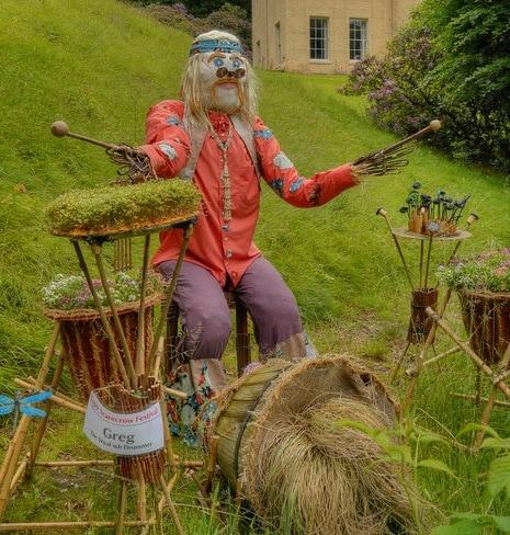Scarecrow Frame Archives Make It A Garden