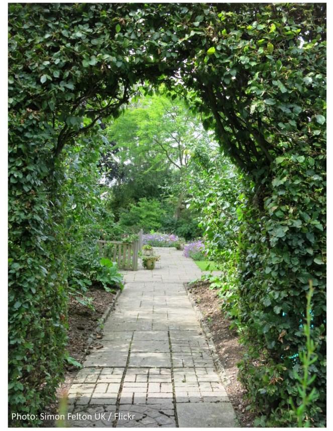 How To Create A Secret Garden Of Your Own Make It A Garden