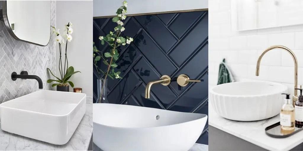 elegancka umywalka do łazienki