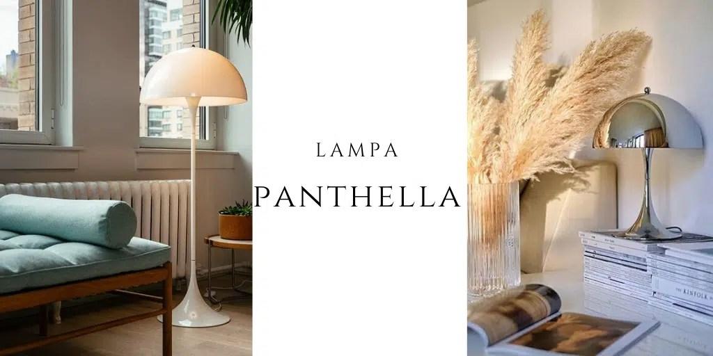 lampa panthella louis poulsen panton jak wygląda historia