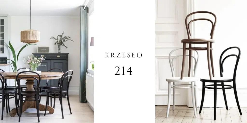krzesło numer 214 nr 14 thonet ton fameg paged