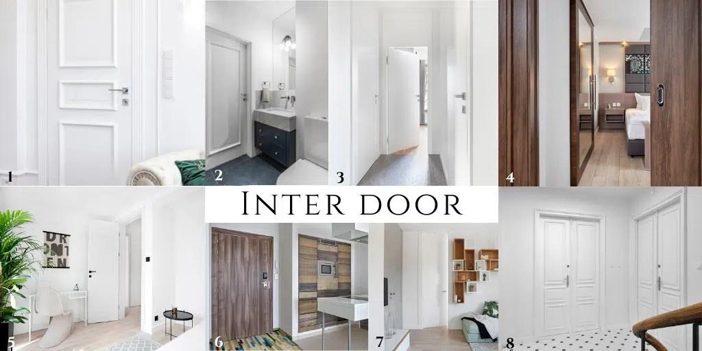 inter door polskie marki wnętrzarskie drzwi premium porządne drzwi na lata białe drzwi z frezem ze sztukaterią