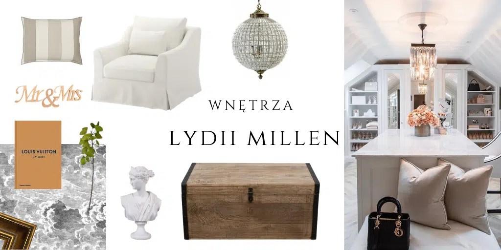 dom Lydia Millen jak wyglądają jej wnętrza gdzie kupić